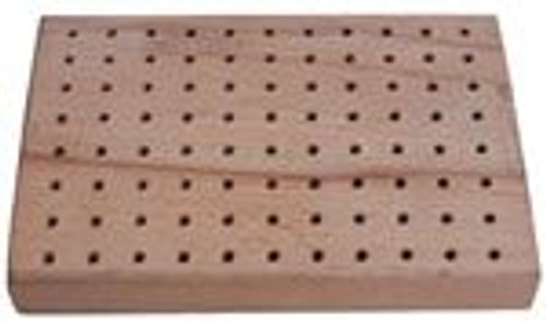 Wooden Rotary Bit Holder