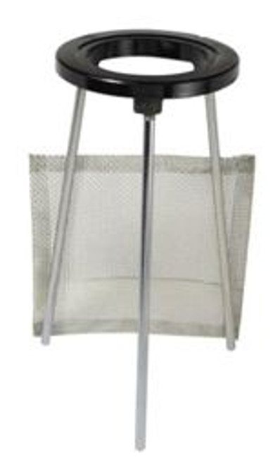 "Tripod Stand With Mesh 9 1/2"" For Science Labs"