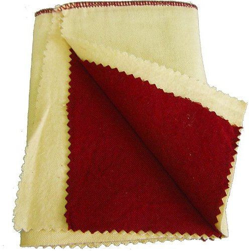 "Jewelry Polishing Cloth 6""X6"" Double Layer"