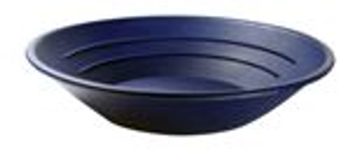 "10"" Gold Pan Blue Color"