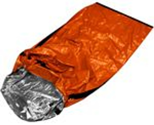 "Emergency Survival Sleeping Bag 84"" x 36"""