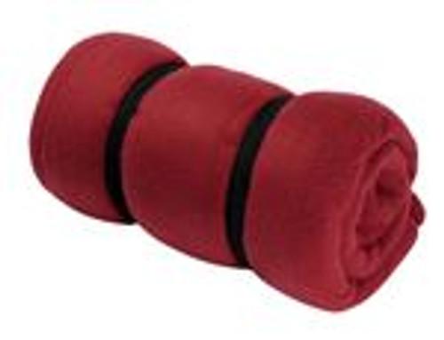 75 x 66 Fleece Sleeping Bag Liner, 3 Way Zipper