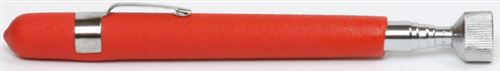 """Magnetic Pick Up Tool 26"""" Easy To Find Orange Handle"""