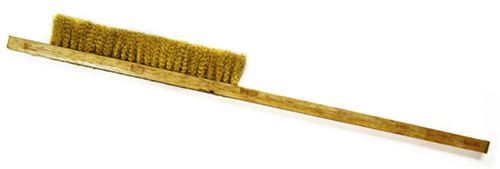 3 Row Soft Brass Brush