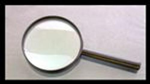 Hand Held Magnifier 3X