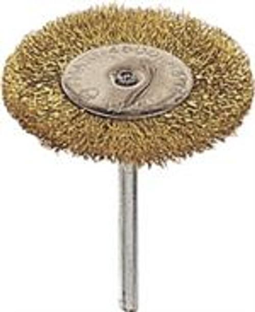 Brass Rotary Wheel Brushes