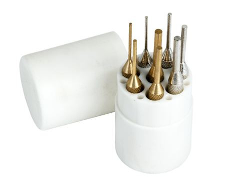 8 PC Punch Set (4PC Steel 4PC Brass)