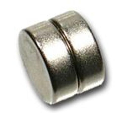 8lb Pull Rare Earth Magnet  2PC