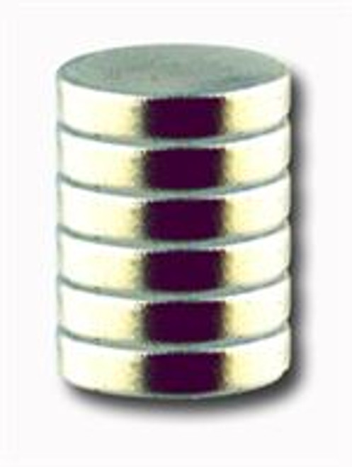 Neodymium 15lb Pull Super Power Magnets 6 PC