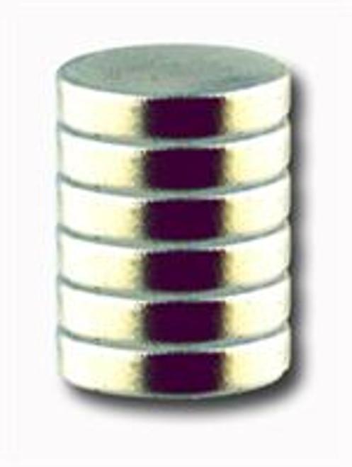 Neodymium 15lb Pull Super Power Magnets 6 PC