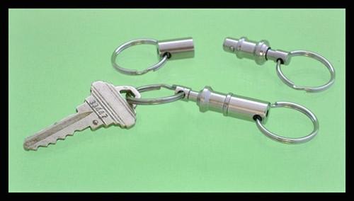 Easy Pull Apart Keychain