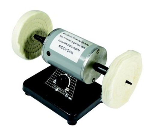 Mini Dual Polisher Buffer 4""