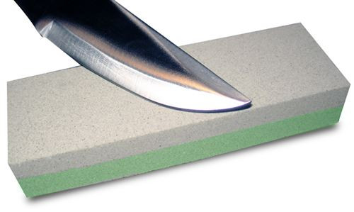 "6""  Double Sided Sharpening Stone"