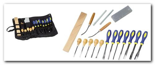 Deluxe Wood Working Tool Kit 18PC