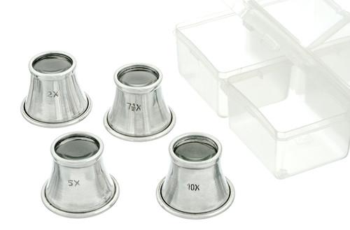 Premium Quality Glass Eye Loupe Set