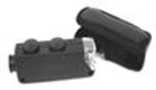 Mini Pocket Microscope 60x -100x Black