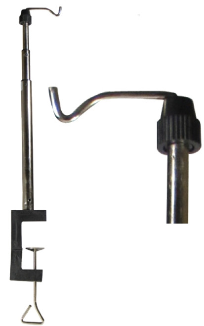 Rotary Tool Holder with Table Clamp