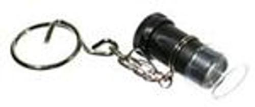 5X Mini Microscope Keychain