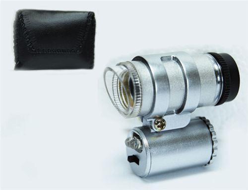 Miniature Microscope with UV light