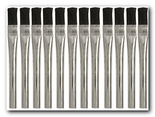 "Acid Brushes 7/16"" 12PC"
