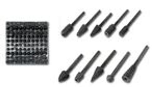 100 PC Rotary Rasp Set
