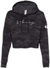 F5 Project Be the Change Crop Hoodie