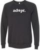 HSL Adopt Crewneck Sweatshirt | Humane Society of the Lakes
