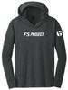 F5 Project Logo Soft Black Hoodie