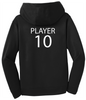 Fargo Grinders Preferred Player Set  Hoodie Back