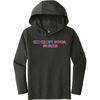 Black Frost ConquerNinja Gym Youth Hooded Shirt