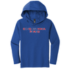 Royal ConquerNinja Gym Youth Hooded Shirt