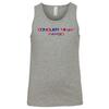 Light Grey ConquerNinja Gym Youth Jersey Tank