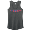 ConquerNinja Gym Ladies Racerback Tank