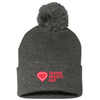 GHD Pom Beanie   Giving Hearts Day