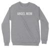 Angel Mom Crewneck Sweatshirt
