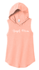 Angel Mom Hooded Muscle Tank