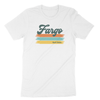 White Shirts from Fargo | Retro Fargo Tee