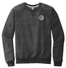 G Personal Training Snow French Terry Crewneck Left Chest
