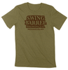 Olive Swing Barrel Brewing Company Sublimated Soft Tee