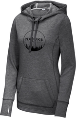NoTN Super Soft Hoodie - Dark Grey Heather
