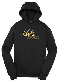 Kraz Dance Youth Hoodie | Kraz Dance Studio