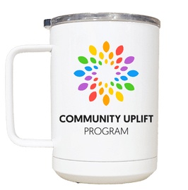 Community Uplift Program | Slider Top Mug