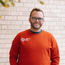Community Uplift Program | Drop Shoulder Sweatshirt