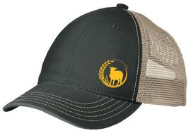 Harvest Hope Farm Logo Mesh Back Cap