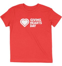 GHD Toddler Tee| Giving Hearts Day