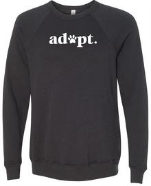 HSL Adopt Crewneck Sweatshirt   Humane Society of the Lakes