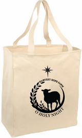 O Holy Night Tote | Harvest Hope Farm