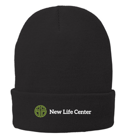 New Life Center | Fleece Lined Cuff  Beanie