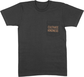 BIO Girls Cultivate Kindness Pocket Tee