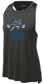 Maximum Performance and Fitness Ladies Tank
